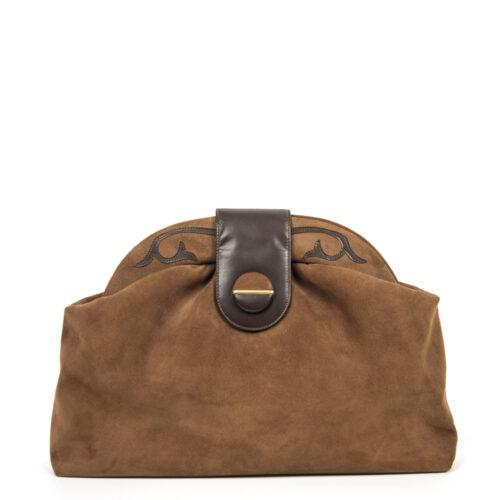 Carbotti Vintage 843 Suede Brown